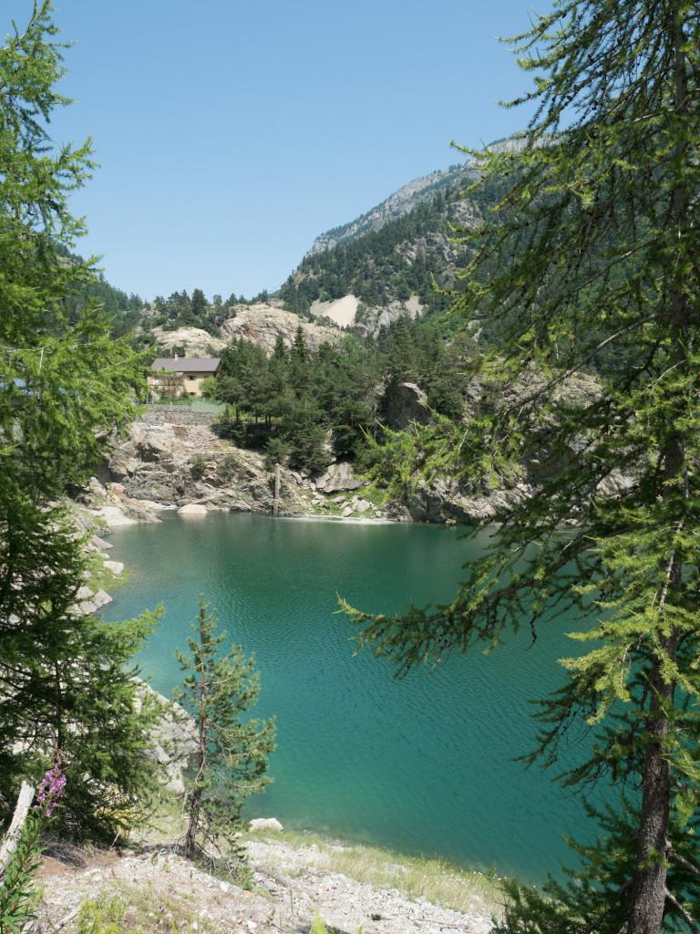 Lago della Mesce 1