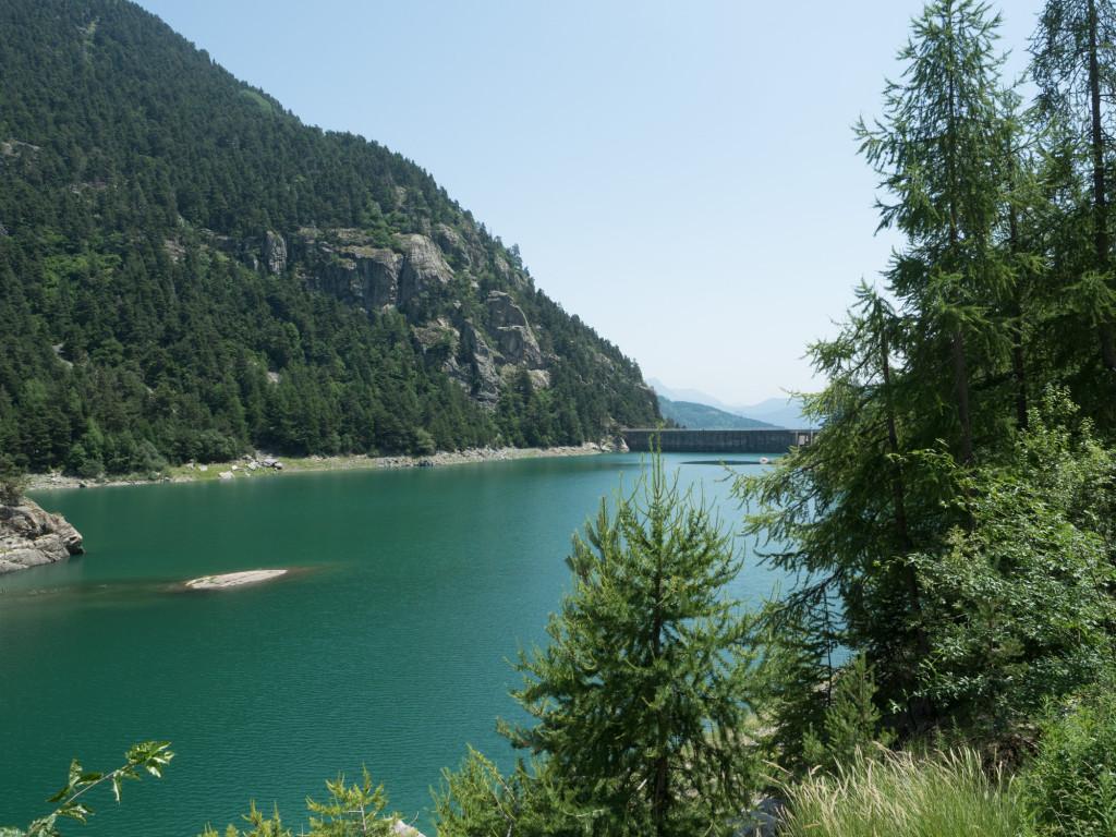 Lago delle Mesce 2